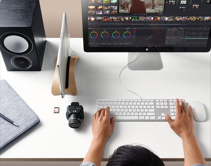 Úprava fotiek a videa, postprodukcia