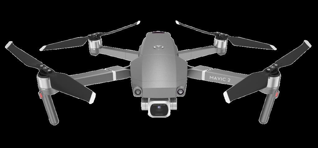Zábery z dronu
