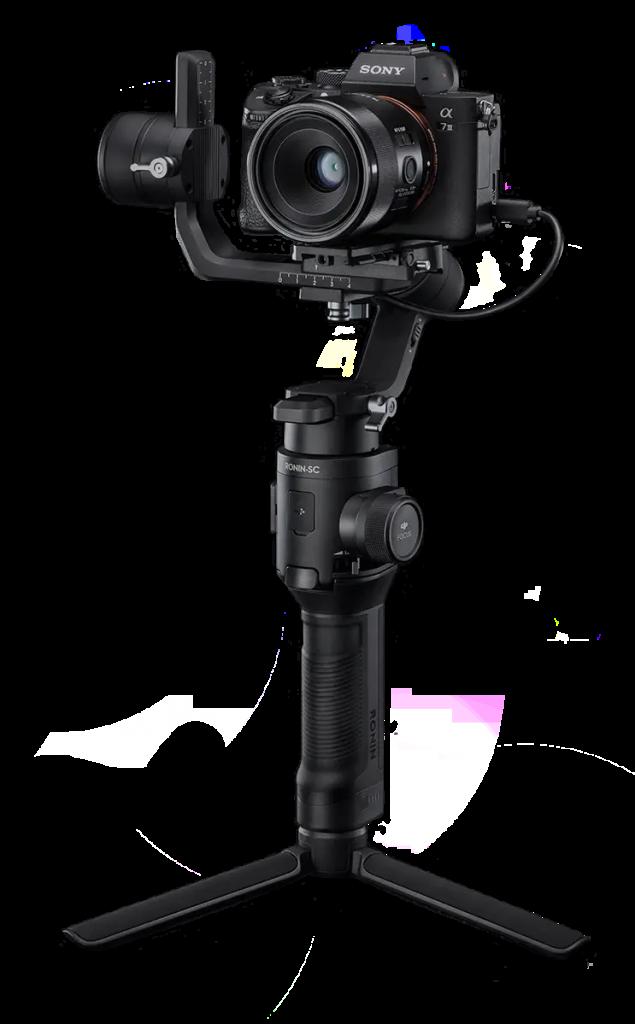 Profesionálna kamera