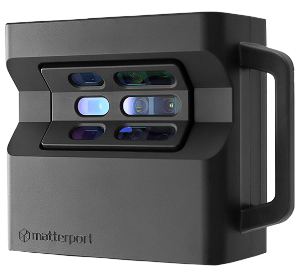 Matterport Pro 2 3D kamera